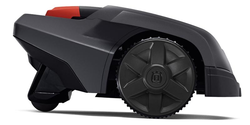 Photo du robot tondeuse Husqvarna Automower 105