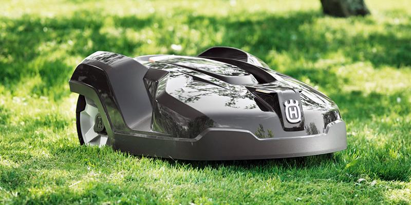 Photo du robot tondeuse Husqvarna Automower 420