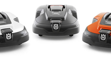Photo de 3 robots tondeuses Husqvarna Automower 430X
