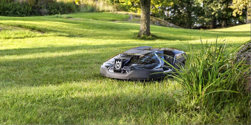 Photo du robot tondeuse Husqvarna Automower 430X